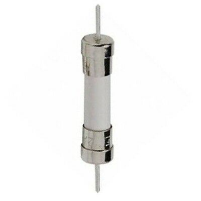 5x T5A 250V, T5 250V AXIAL, CERAMIC fuses 5x20mm, 5 Amp 250V, SLOW-blow