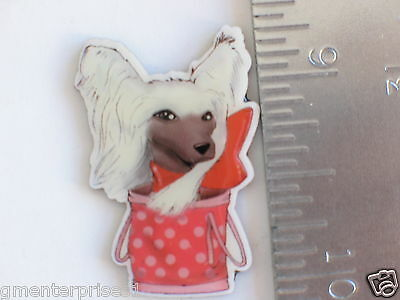 Chinese Crested Dog PIN     Limited Edition  **CUTE!**