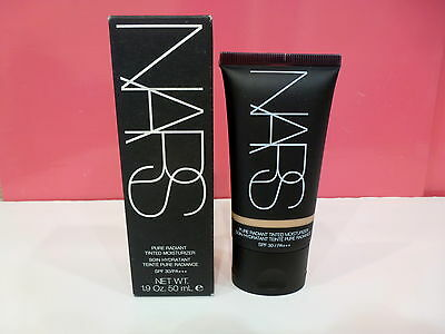 Nars Pure Radiant Tinted Moisturizer SPF 30 / PA+++  1.9 oz. Boxed Choose Shade