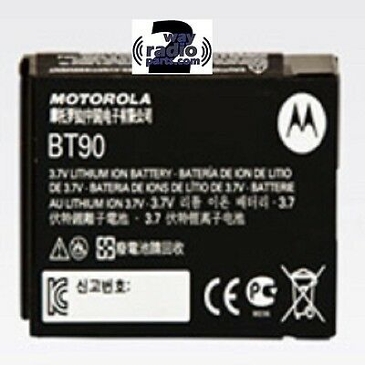 New REAL Motorola Battery HKNN4013A Factory Fresh! for SL 7550 e 7580 7590 radio