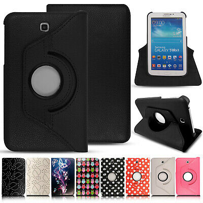 For Samsung Galaxy Tab 3 7.0 P3200 P3210 SM-T210 Leather Smart Case Cover+Stylus