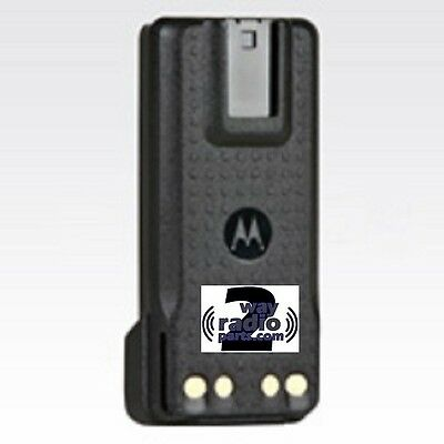 Real Motorola HIGH CAP LiIon Battery MotoTRBO XPR7550 XPR3500 XPR3300 PMNN4409AR