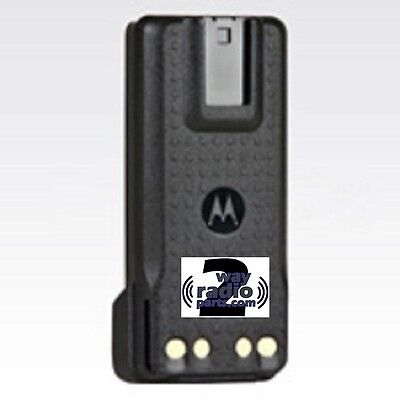 Real Motorola HIGH CAP Impres Battery APX2000 APX3000 APX4000 Li Ion PMNN4409AR