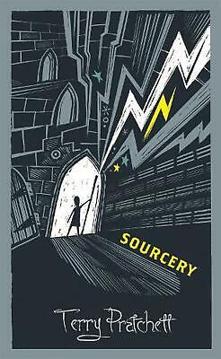 Sourcery: Discworld: The Unseen University Collection by Terry Pratchett (Englis