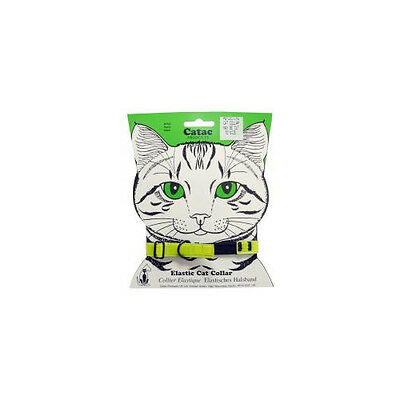 Reflective Cat Collar Yellow Accessories - Cat - Collars