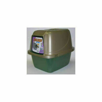 Van Ness Enclosed Cat Pan Large Accessories - Cat - Litter Trays