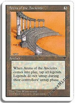 1 Arena of the Ancients = Artifact Chronicles Mtg Magic Rare 1x x1