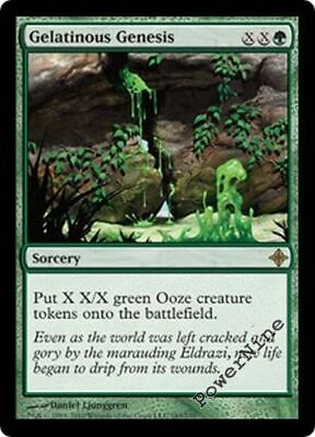 1x Gigantomancer Rise of the Eldrazi MtG Magic Green Rare 1 x1 Card Cards