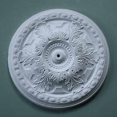 Large Acanthus Leaf Plaster Ceiling Rose 720mm LPR003