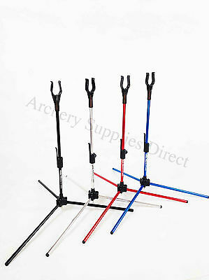 Cartel Archery Midas NX Recurve Bow Stand With Quick Assemble, Choice of Colours