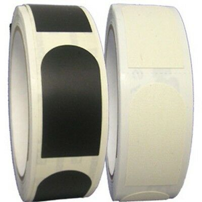 """Brunswick 3/4 """" WHITE Textured Bowlers Bowling Ball Thumb Tape Pack Roll 100 Ct"""