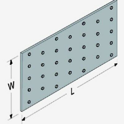 """Simpson Strong Tie  G90, 3"""" x 7"""", Tie Plate 10 Pack"""