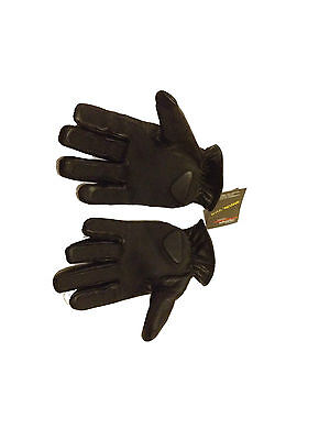 POLICE SECURITY DOORMAN TACTICAL LEAD SHOT FILED KNUCKLE PROTECTION GLOVEs