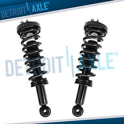 2004 2005 2006 2007 2008 Ford F-150 2WD Complete Front Struts & Coil Spring Pair