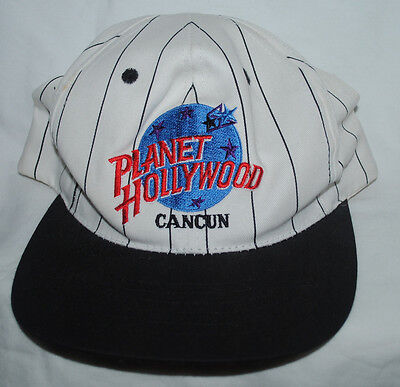 Planet Hollywood Cancun adjustable cap, not worn
