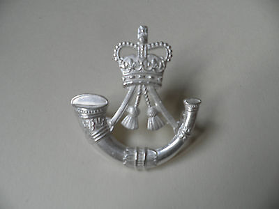 The Rifles Regiment cap / beret badge. New + unissued.