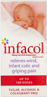 Infacol Drops (50ml) **WIND/GRIPING PAIN** *S*
