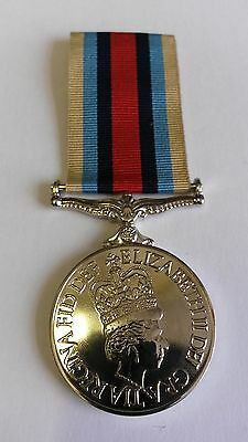 Full Size Operational Service Medal Afghanistan (no clasp)  Repro
