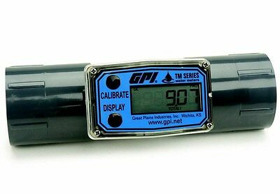 GPI 1 1/2 in. Electronic Water Meter TM150-N