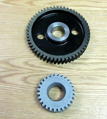 53 54 1955 1956 1957 58-62 CHEVY TIMING GEARS 6 cyl , new
