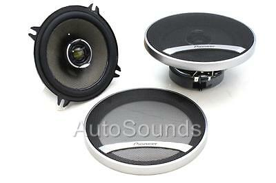 "NEW Pioneer TS-D1302R 360 Watts 5.25"" 2-Way Coaxial Car Audio Speakers 5-1/4"""