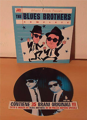 "Blues Brothers : Mini Cartonati Pubb. ""the Blues Brothers Complete "" 1998"