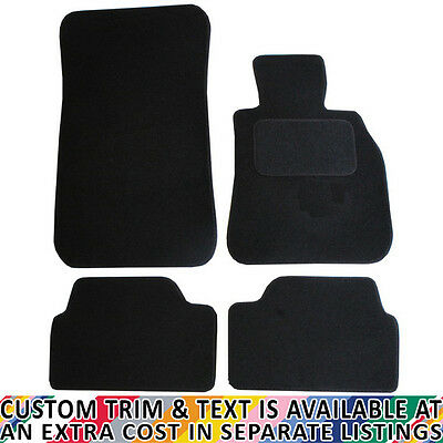 For BMW E87 1 Series Hatch 2004-2011 Fully Tailored 4 Piece Car Mat Set