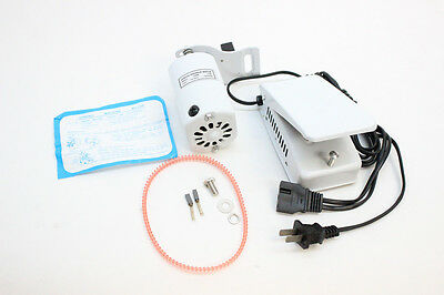 Domestic Home Sewing Machine Motor with Foot Pedal