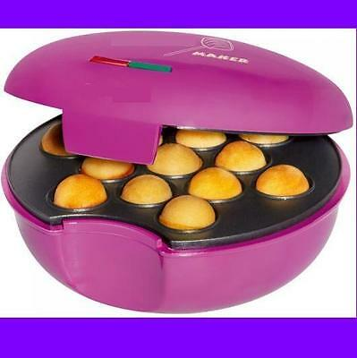 Horno 13 Popcakes Maquina Magdalenas Muffins Pasteles Pops Pop Cakes Cake
