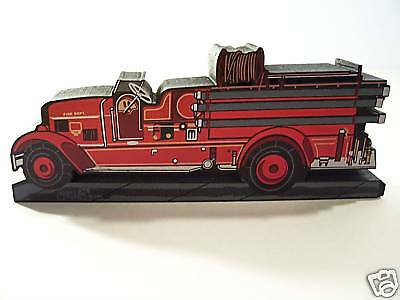 Fire Truck Shelia's Collectible