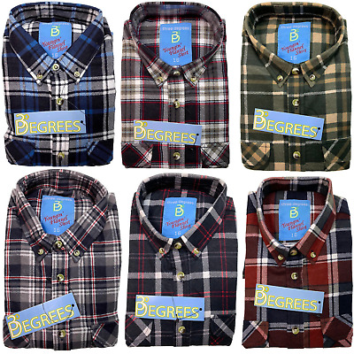 KIDS FLANNELETTE SHIRT - CHECK - 100% COTTON - Flannel Boys NEW Classic Vintage