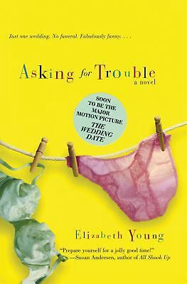 Asking for Trouble by Elizabeth Young (English) Paperback Book Free Shipping!