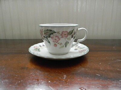 Bhs ' Victorian Rose ' Cups And Saucers