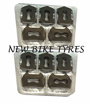 Rema Tip Top Super Sealastic Tyre Plugs Patches Car  Lorry Tractor Caravan X10