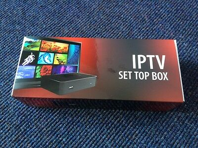 New MAG 254 MICRO MPEG 4 HD IPTV/OTT  Linux box Latest Model faster than MAG 250