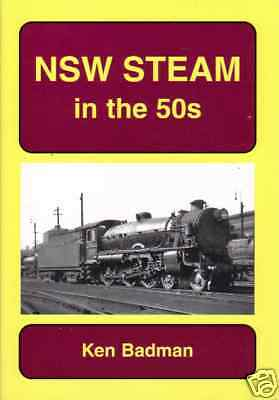 NSW STEAM IN THE 50s