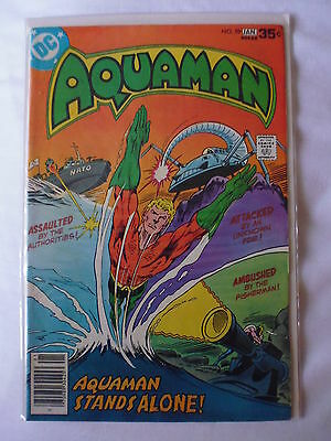 Aquaman Issue # 59.  Jan.1978.  Vfn+.   Dc  Bronzeage Comic