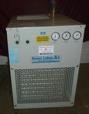 Great Lakes Refrigerated  Air Drying Unit Model GRF-250
