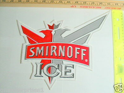 Smirnoff Ice Vodka Jacket Patch ,( Large )