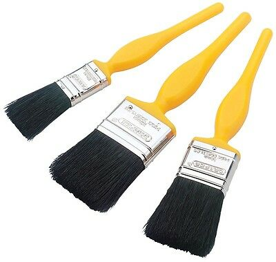 3Pc Draper Paint Brush Set Draper (09237)