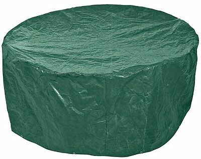 Circular Garden Table And Chairs Patio Set Cover Draper - Select Size