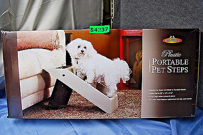 Phenomenal Pet Store Etna Portable Folding Pet Dog Steps For High Bed Gmtry Best Dining Table And Chair Ideas Images Gmtryco