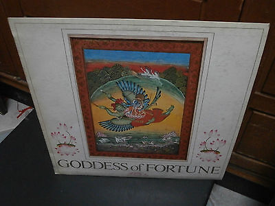 """Lp """"Goddess of fortune"""" 1973 produced by George Harrison  RP 103"""