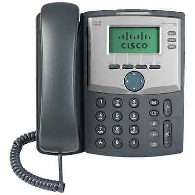 Cisco SPA303-G1 SPA303 3 Line VoIP IP SIP Phone with Power Adapter for Asterisk