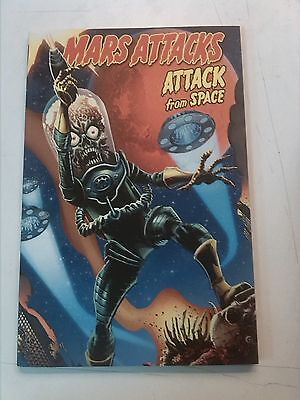MARS ATTACKS, attack from space,vf,summer media