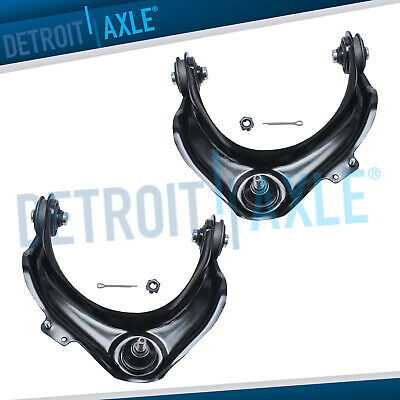 Both (2) New Complete Front Upper Control Arm w/Ball Joint Assembly Accord/CL/TL