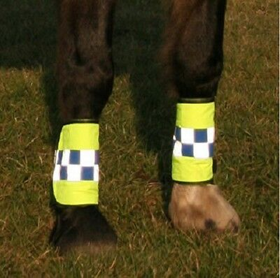Equisafety Horse Leg Boots - Polite Range in Pink