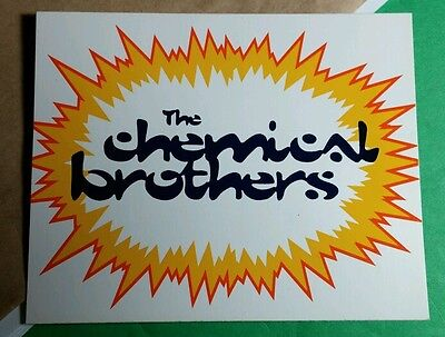 The Chemical Brothers Brothers Gonna Work It Out Dj Mix Bam Like Music Sticker