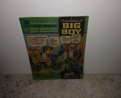 Genuine & Clean 1979 Adventure's of Big Boy Featuring Buck Rogers Comic #270!
