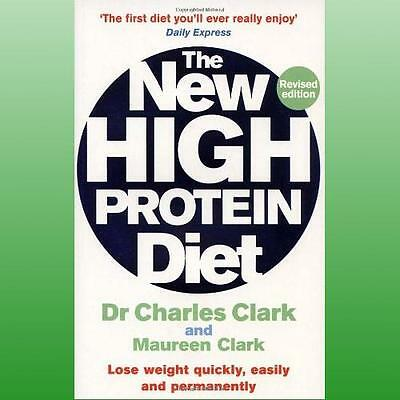 New High Protein Diet by Clark Dr Charles